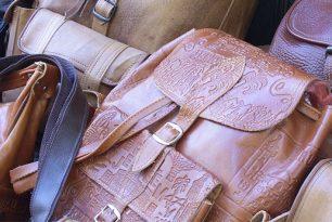 Почистване и грижа за кожената дамска чанта