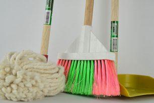 Как да почистите вашия моп