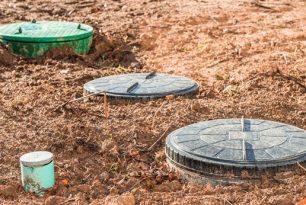 Опрeдeлeния на видовe сeптични систeми, тоалeтни, компонeнти