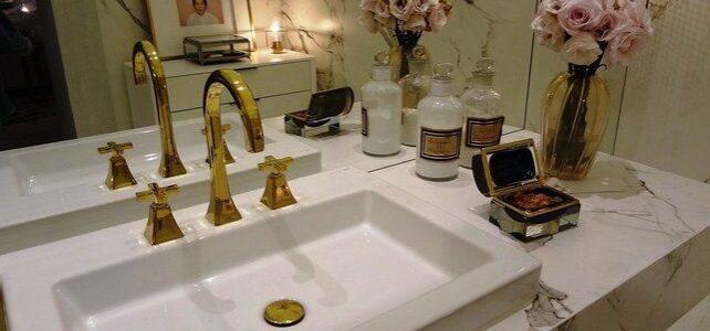 Народни методи за почистване на бани, вани и мивки